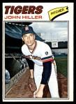 1977 O-Pee-Chee #257  John Hiller  Front Thumbnail