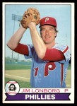1979 O-Pee-Chee #233  Jim Lonborg  Front Thumbnail