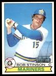 1979 O-Pee-Chee #126  Bob Stinson  Front Thumbnail