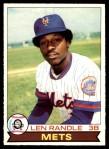 1979 O-Pee-Chee #236  Len Randle  Front Thumbnail