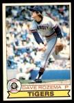 1979 O-Pee-Chee #12  Dave Rozema  Front Thumbnail