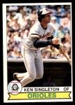 1979 O-Pee-Chee #324  Ken Singleton  Front Thumbnail