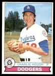 1979 O-Pee-Chee #266  Charlie Hough  Front Thumbnail