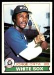 1979 O-Pee-Chee #333  Jorge Orta  Front Thumbnail