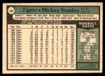 1979 O-Pee-Chee #368  Mickey Stanley  Back Thumbnail