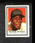1962 Topps Stamps  Minnie Minoso  Front Thumbnail