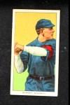 1909 T206 BAT Tom Downey  Front Thumbnail