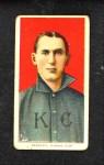 1909 T206  Jake Beckley  Front Thumbnail