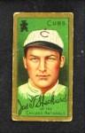 1911 T205  Jimmy Sheckard  Front Thumbnail