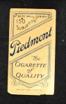 1909 T206  Frank Owen  Back Thumbnail