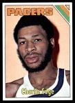 1975 Topps #269  Charlie Edge  Front Thumbnail