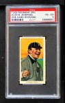 1909 T206 ONE Hughie Jennings  Front Thumbnail