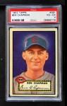 1952 Topps #391  Ben Chapman  Front Thumbnail