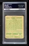 1933 Goudey Sport Kings #30  Ching Johnson   Back Thumbnail