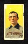 1909 T206 POR Tommy Leach  Front Thumbnail