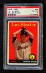 1958 Topps #46 YN Lou Sleater  Front Thumbnail
