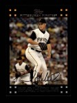 2007 Topps #442  Paul Maholm  Front Thumbnail