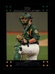 2007 Topps #624  Jeremy Brown  Front Thumbnail
