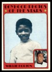 1972 Topps #494   -  Willie Horton Boyhood Photo Front Thumbnail
