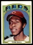 1972 Topps #417  Tom Hall  Front Thumbnail