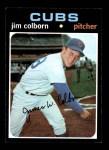 1971 Topps #38  Jim Colborn  Front Thumbnail