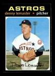 1971 Topps #636  Denny Lemaster  Front Thumbnail