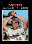 1971 Topps #104  Danny Frisella  Front Thumbnail