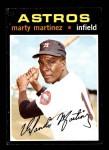 1971 Topps #602  Marty Martinez  Front Thumbnail