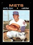 1971 Topps #136  Duffy Dyer  Front Thumbnail