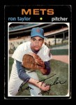 1971 Topps #687  Ron Taylor  Front Thumbnail