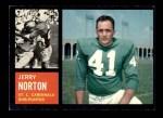 1962 Topps #146  Jerry Norton  Front Thumbnail