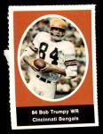 1972 Sunoco Stamps  Bob Trumpy  Front Thumbnail
