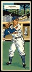 1955 Topps DoubleHeader #67 / 68 -  Jim Hegan / Kack Parks  Front Thumbnail