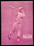 1934 Batter Up #70  Tony Piet   Front Thumbnail
