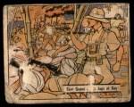 1941 Gum Inc. War Gum #12   Rear Guard Holds Japanese At Bay Front Thumbnail