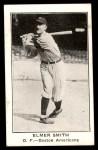 1922 E121-120 American Caramel  Elmer Smith  Front Thumbnail