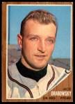 1962 Topps #331  Moe Drabowsky  Front Thumbnail