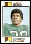 1973 Topps #230  Harold Jackson  Front Thumbnail