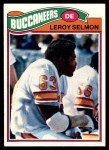 1977 Topps #29  Lee Roy Selmon  Front Thumbnail