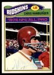 1977 Topps #170  Chris Hanburger  Front Thumbnail