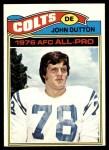 1977 Topps #410  John Dutton  Front Thumbnail