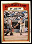 1972 O-Pee-Chee #54   -  Bud Harrelson In Action Front Thumbnail
