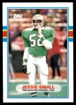 1989 Topps Traded #66 T Jessie Small  Front Thumbnail