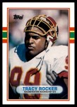 1989 Topps Traded #76 T Tracy Rocker  Front Thumbnail