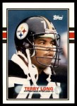 1989 Topps Traded #128 T Terry Long  Front Thumbnail