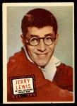 1957 Topps Hit Stars #86  Jerry Lewis  Front Thumbnail