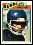 1977 Topps #239  Bo Rather  Front Thumbnail