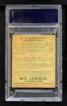 1933 World Wide Gum #10  Glenn Myatt    Back Thumbnail