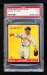 1933 World Wide Gum #10  Glenn Myatt    Front Thumbnail