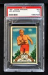 1951 Topps Ringside #54  Jim Jeffries  Front Thumbnail